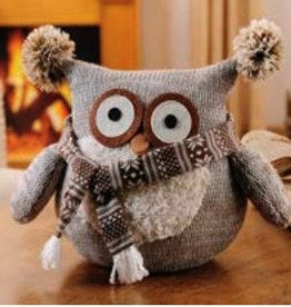 Polyester/Sand Owl