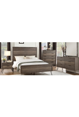 Homelegance Urbanite King Bed