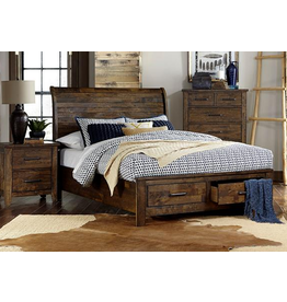 Homelegance Jerrick King Bed