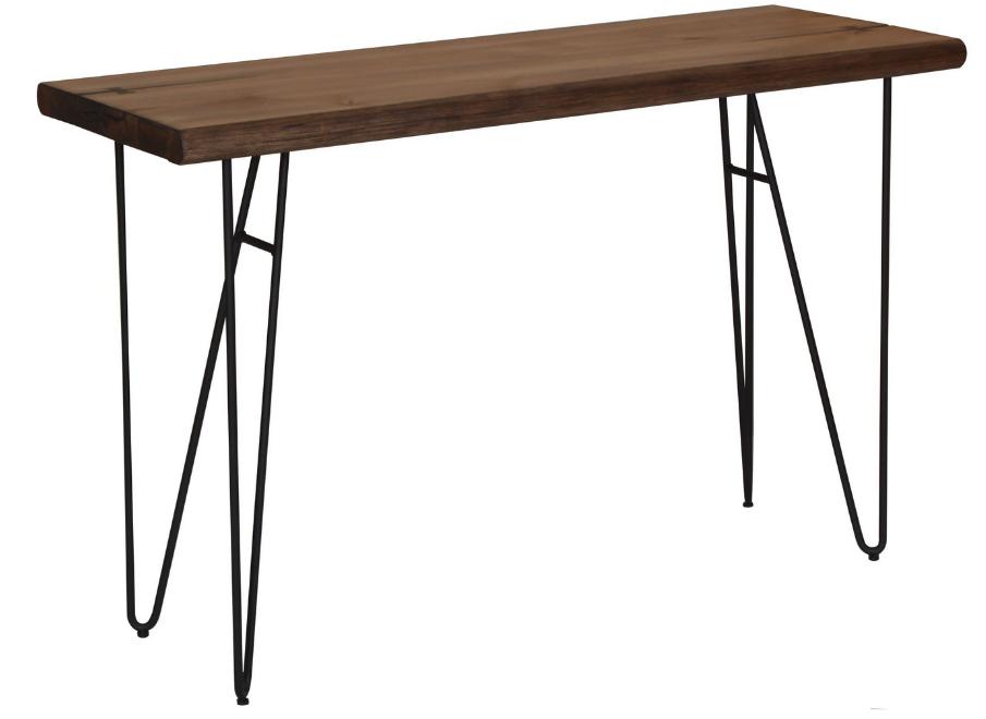 Coaster Mid-Century Modern Mahogany Sofa Table