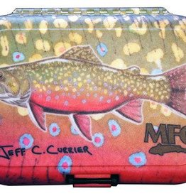Currier's Brook Trout - Fly Box