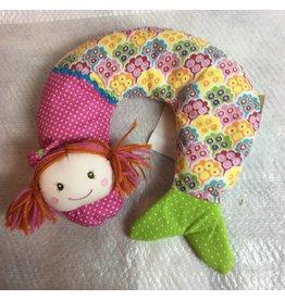 Mermaid Travel Pillow