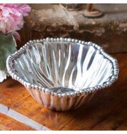 Organic Pearl Ava Plate Round-Medium