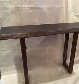 Coffee/Console/Bench Table Steel and Wood