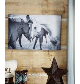 2-HorsesCanvasPrintWallDecor