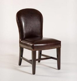 Claremont Dining Chair in Old Tannery Leather