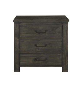 Abington 3 Drawer Nightstand