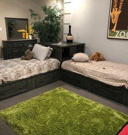 Corner Bed Twin/Twin