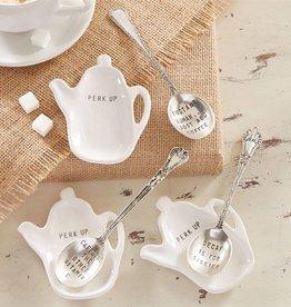 """Decaf"" Coffee Spoon Rest"