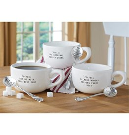 "Circa Big Mug Sets ""I Like Big Mugs"""