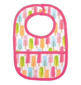 Popsicle Laminated Bib