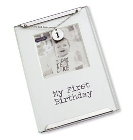 My First Birthday Clip Frame