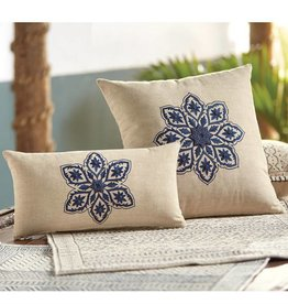 Square Floresse Pillow