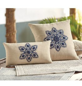 Square Floresse Pillow