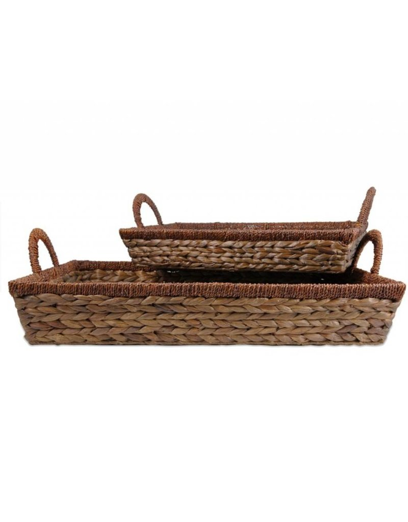 Saigon Set of 2 Trays