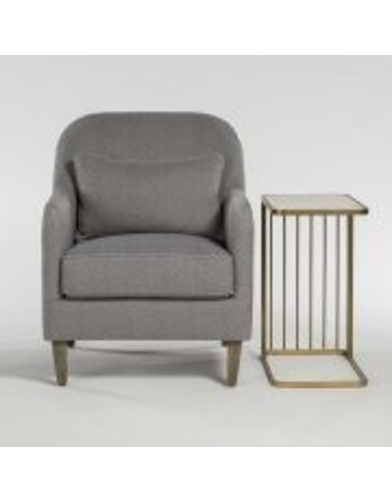Remarkable Harvard Occasional Chair In Navy Maze And Distressed Beechwood Alphanode Cool Chair Designs And Ideas Alphanodeonline