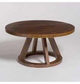 Mendocino Coffee Table in Dark Chestnut