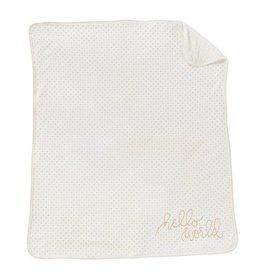 Hello World Blanket