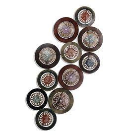 Decorative Metal Circles
