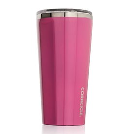 Corkcicle 16 oz. Tumbler, Gloss Pink