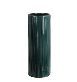 Privilege Large Turquoise Ceramic Vase