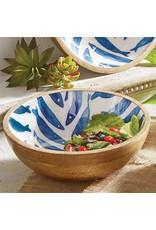 Mango Wood Fish Bowl