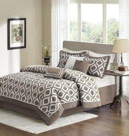 Verona 7 Piece Comforter Set