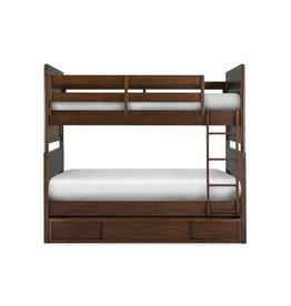 Twilight Complete Bunk Bed, Twin over Twin