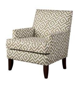 Colton Track Arm Club Chair