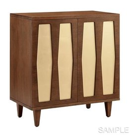 BRYN 2 Door Accent Cabinet