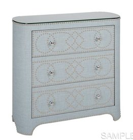 Gamma 3 Drawer Chest