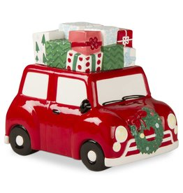 Whimsy Car Cookie Jar