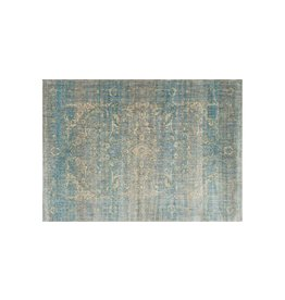 Anastasia Collection  Light Blue Mist 2'7in x 8'0in.
