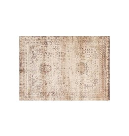 Anastasia Collection  Multi Ivory 1'6in x 1'6in.