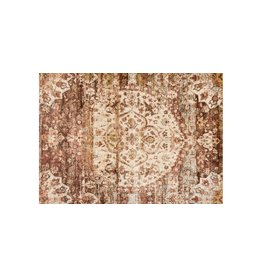 Anastasia Collection  Rusted Ivory 1'6in x 1'6in.