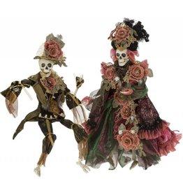 Pretty Passion Skeleton Pair
