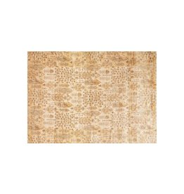 Anastasia Collection  Antique Gold Ivory 2'7in. x 4'0in.