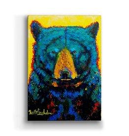 Aurora Bear Metal Box Art