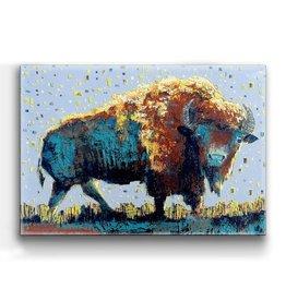Midnight Buffalo Metal Box Art
