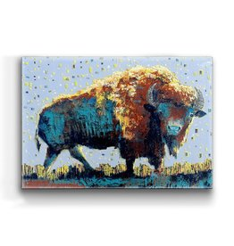 Midnight Buffalo Metal Box Art