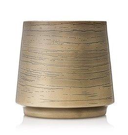 Frasier Fir Metal Candle, medium