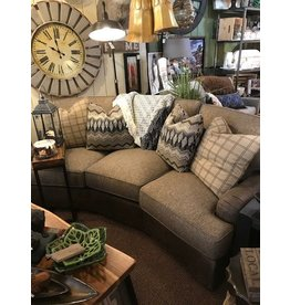Henson Curved Sofa