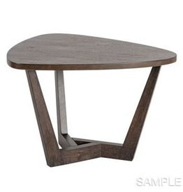 ollix Boomerang End Table