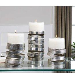 Tamaki Candleholders--Set/3