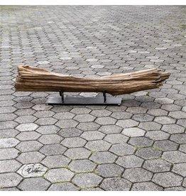 Anastagio Teak Sculpture