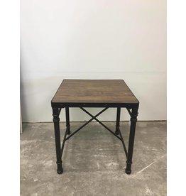 End Table PVC Wrap Top
