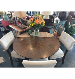 Round Dining Table/ Mindy Veneer