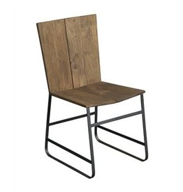 Coast To Coast Imports Split Back Dining Chair / 2 PK