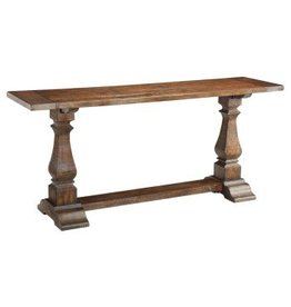 Coast To Coast Imports Console Wood Table