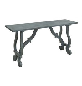 Coast To Coast Imports Orchard Blue Console